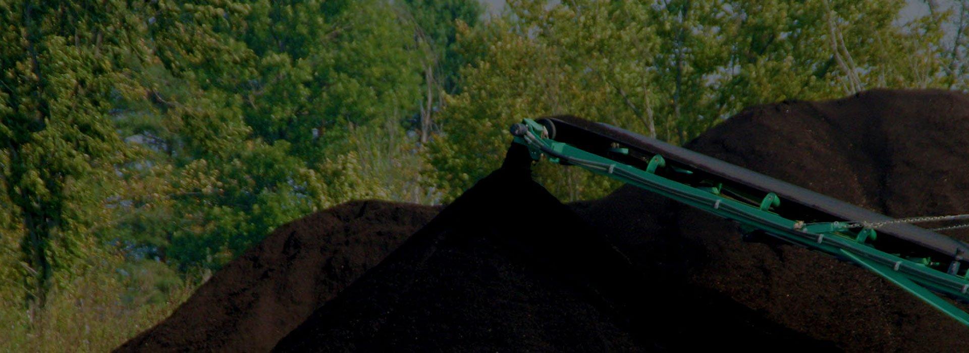 Buffalo, NY Mulch, Compost, Topsil, & Stone - CJ Krantz